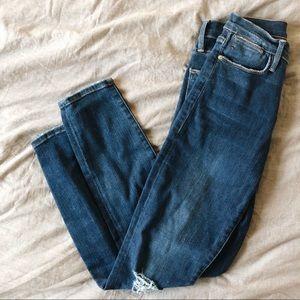 """Frame denim jeans """"Le High Skinny"""" ✨ NWOT"""
